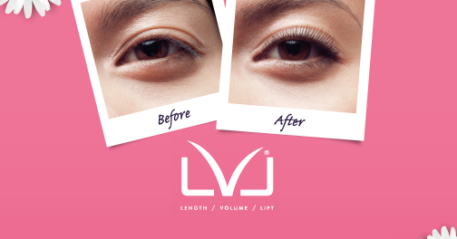 LVL Lashes Belle Angelique Beauty Epsom