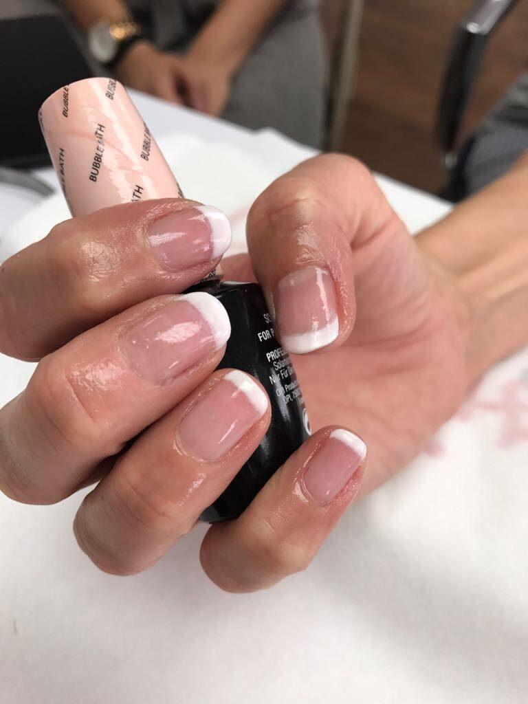 OPI Gel manicure - Belle Angelique Beauty Epsom