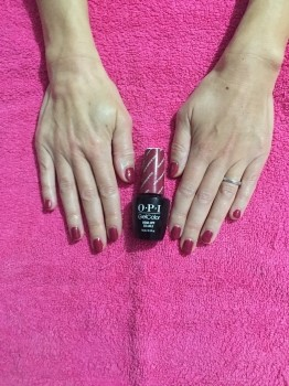 OPI Gel manicure - Belle Angelique Beauty Epsom