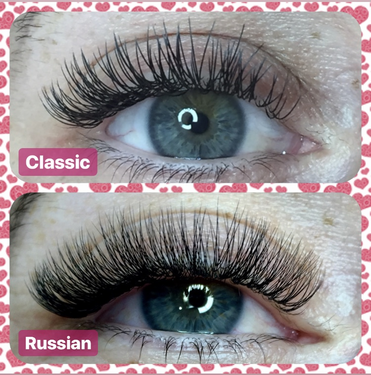 Eyelash extensions- Belle Angelique Beauty Epsom